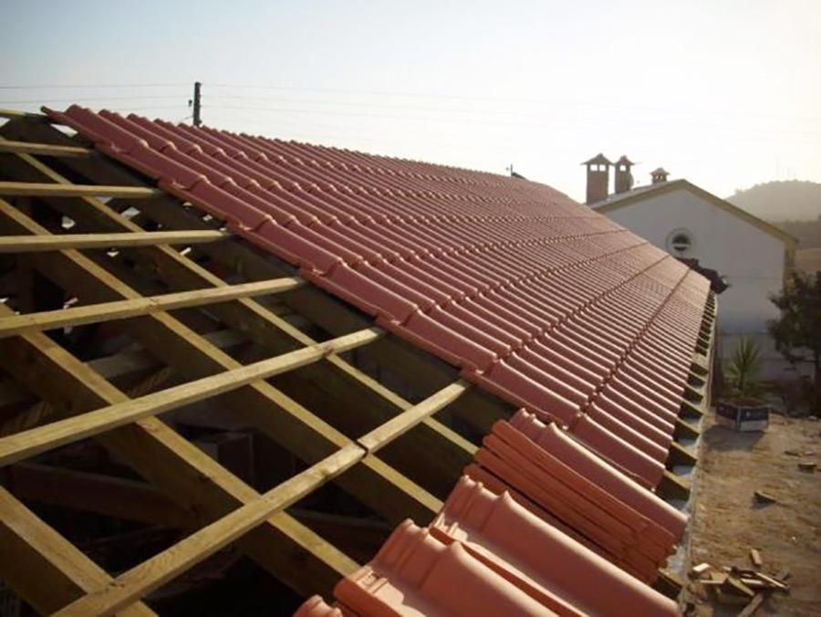 Remodelação de telhados Cascais