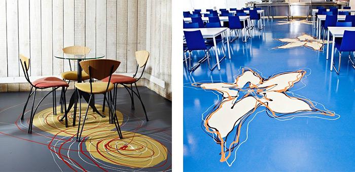 Vantagens dos pavimentos decorativos