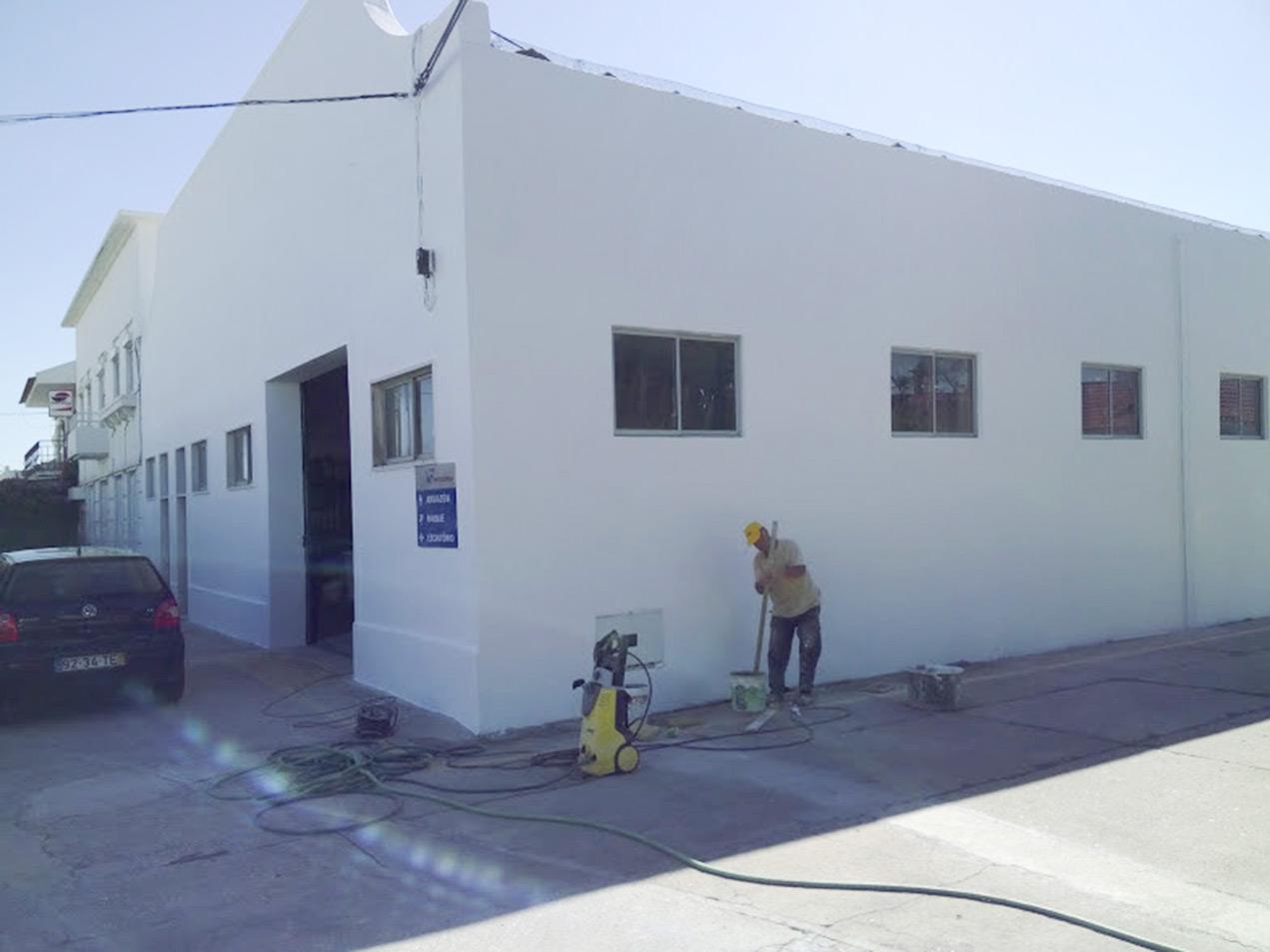 Conservação e reabilitação de edifícios em altura