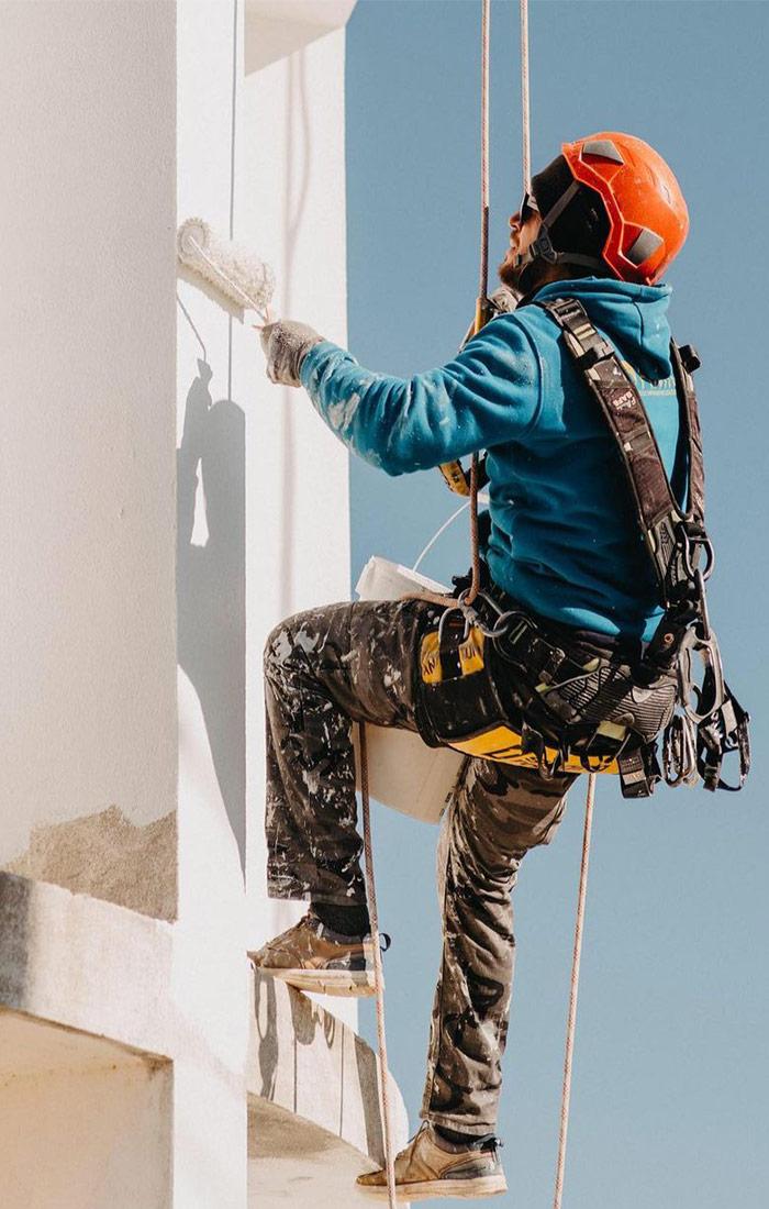 pintura-de-prédio-em-altura